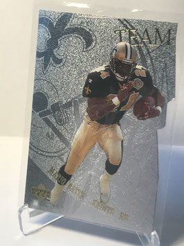 Mario Bates (Saints) 1997 Upper Deck Team Mates #TM37