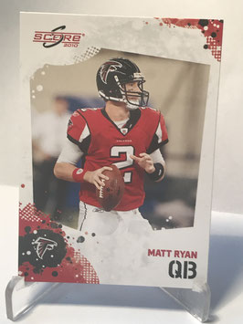 Matt Ryan (Falcons) 2010 Score #14