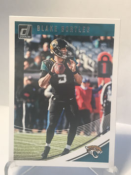 Blake Bortles (Jaguars) 2018 Donruss #129