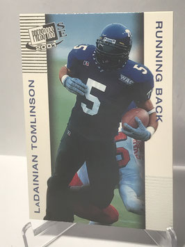 LaDainan Tomlinson (Chargers) 2001 Press Pass SE #11