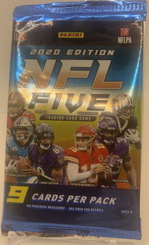 2020 Panini Five Trading Card Game Blaster Pack