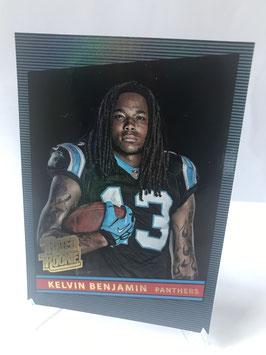 Kelvin Benjamin (Panthers) 2015 Panini Donruss Throwback Rookies 1986 #32