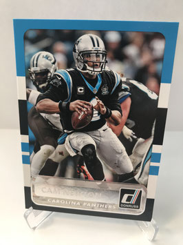 Cam Newton (Panthers) 2015 Donruss #21