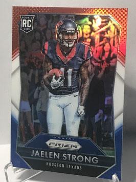 Jaelen Strong (Texans) 2015 Panini Prizm Red, White, & Blue Prizms #241