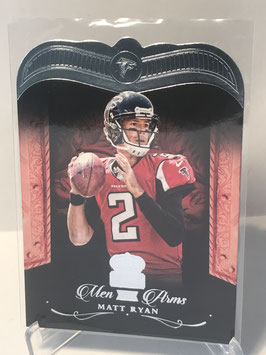 Matt Ryan (Falcons) 2015 Crown Royale Men at Arms #MA10