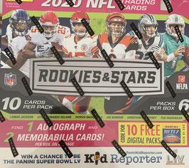 2020 Rookies & Stars Hybrid Box