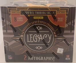2021 Panini Legacy Hobby Box