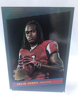 Julio Jones (Falcons) 2015 Panini Donruss Throwback Rookies 1986 #14