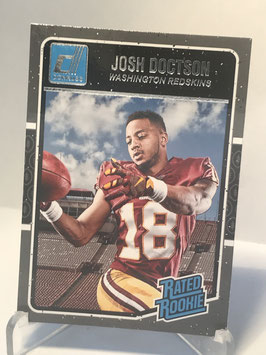 Josh Doctson (Redskins) 2016 Donruss Rated Rookies #378