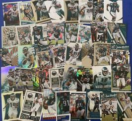 Philadelphia Eagles Teampackage: 80 Karten