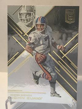 John Elway (Broncos) 2016 Elite #18