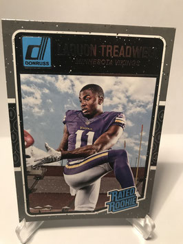 Laquon Treadwell (Vikings) 2016 Donruss Rated Rookie #383