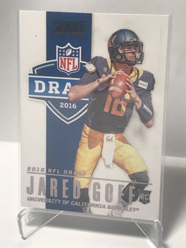 Jared Goff (Cal/ Rams) 2016 Score NFL Draft #2