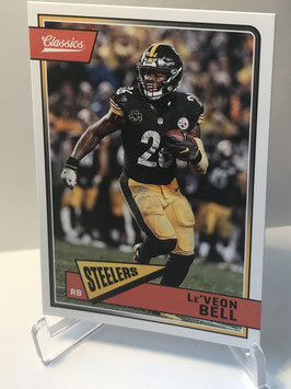 LeVeon Bell (Steelers) 2018 Classics #78