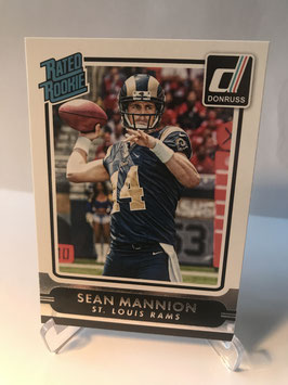 Sean Mannion (Rams) 2015 Donruss Rated Rookie #226
