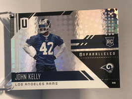 John Kelly (Rams) 2018 Panini Unparalleled #219