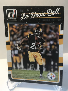 LeVeon Bell (Steelers) 2016 Donruss #237