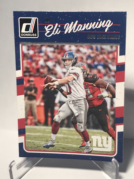 Eli Manning (Giants) 2016 Donruss #199