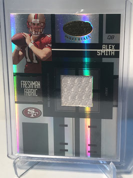 Alex Smith (49ers) 2005 Leaf Certified Materials #FF-202
