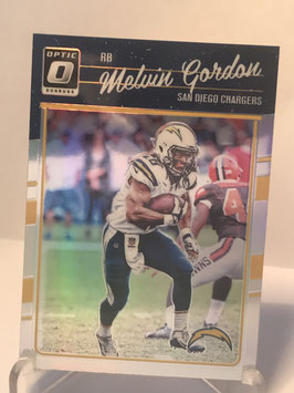 Melvin Gordon (Chargers) 2016 Donruss Optic Holo #84