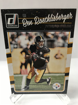 Ben Roethlisberger (Steelers) 2016 Donruss #235