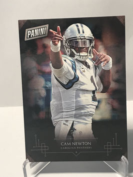 Cam Newton (Panthers) 2016 Panini Black Friday Football Panini Collection #6
