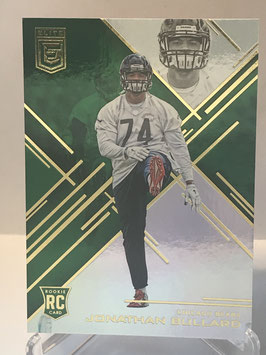 Jonathan Bullard (Bears) 2016 Donruss Elite Retail Green #134