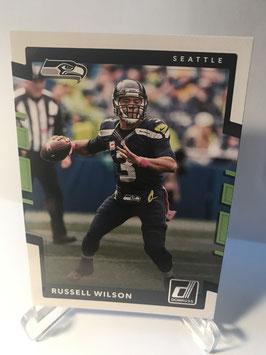 Russell Wilson (Seahawks) 2017 Donruss #119