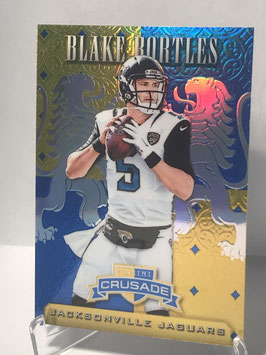 Blake Bortles (Jaguars) 2015 Panini Rookies & Stars Crusade #C8