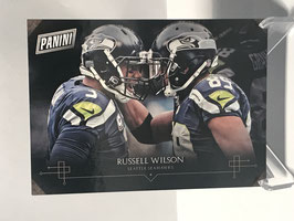 Russell Wilson (Seahawks) 2016 Panini Black Friday Football Panini Collection #20