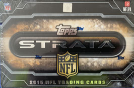 2015 Topps Strata Hobby Box