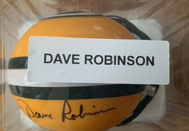 Dave Robinson (Packers) 2020 Leaf Mini Helmet