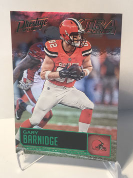 Gary Barnidge (Browns) 2016 Panini Prestige Xtra Points Green #49