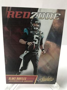 Blake Bortles (Jaguars) 2016 Panini Absolute Red Zone #6