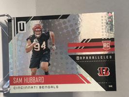 Sam Hubbard (Bengals) 2018 Panini Unparalleled #288