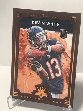Kevin White (Bears) 2015 Panini Gridiron Kings #103