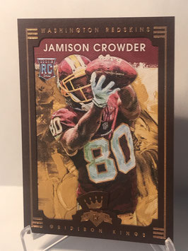 Jamison Crowder (Redskins) 2015 Panini Gridiron Kings #123