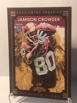 Jamison Crowder (Redskins) 2015 Panini Gridiron Kings #123