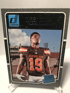 Corey Coleman (Browns) 2016 Donruss Rated Rookie #361