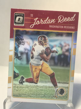 Jordan Reed (Redskins) 2016 Donruss Optic Holo #100