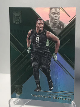 Vernon Butler (Panthers) 2016 Donruss Elite Retail Green #119