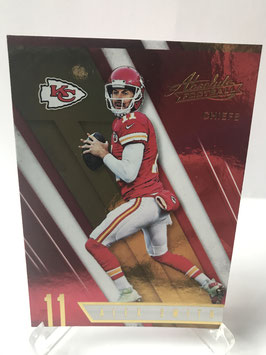 Alex Smith (Chiefs) 2016 Absolute #33