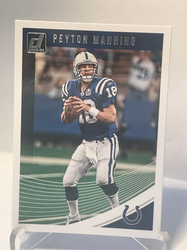 Peyton Manning (Colts) 2018 Donruss #84