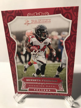 Devonta Freeman (Falcons) 2016 Panini #44