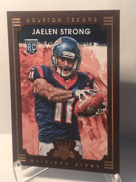 Jaelen Strong (Jaguars) 2015 Panini Gridiron Kings #110