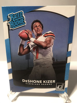 DeShone Kizer (Browns) 2017 Donruss Rated Rookie #304