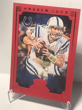 Andrew Luck (Colts) 2015 Gridiron Kings Red Frame #84