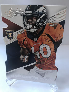 Juwan Thompson (Broncos)  2014 Panini Absolute Retail #10