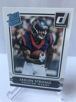 Jaelen Stron (Texans) 2015 Donruss Rated Rookie #219