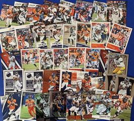 Denver Broncos Team Package: 72 Basecards